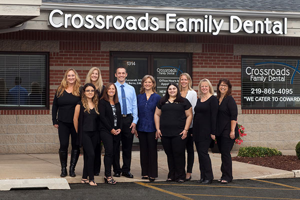 The Team at Crossroads Family Dental